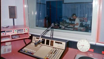 Radio Presenting